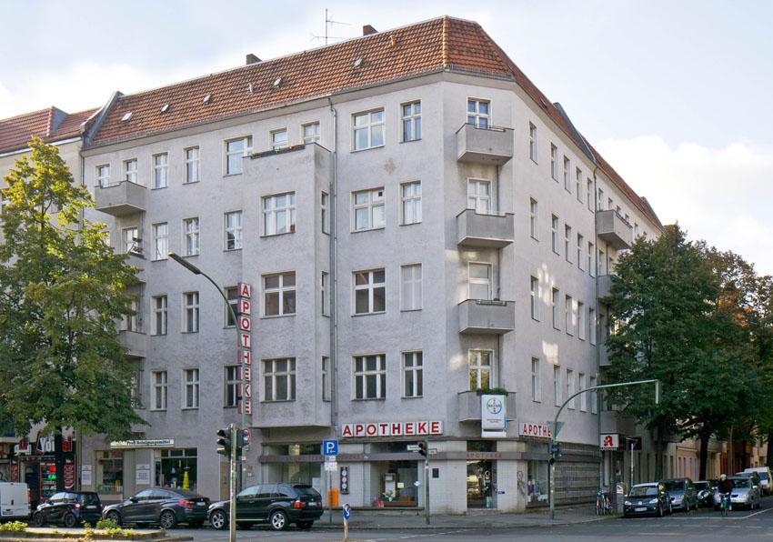 Wohn- und Geschäftshaus Sonnenallee
