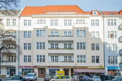 Mietshaus Damaschkestraße