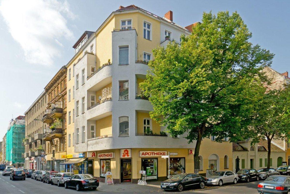 Mietshaus Wilmersdorfer Straße