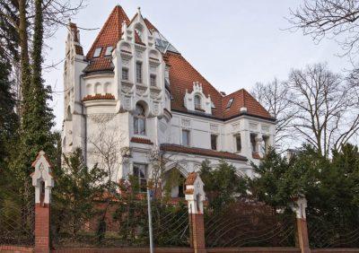 Villa im Grunewald