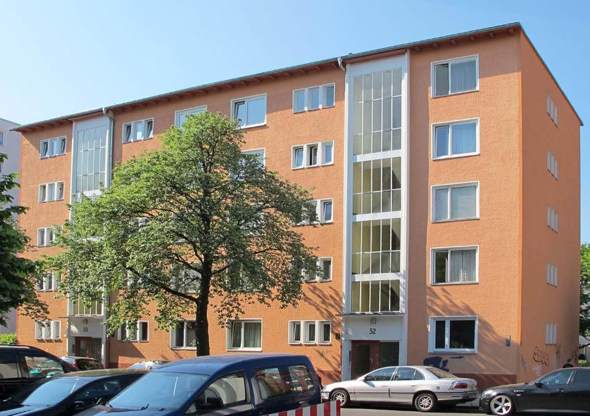 Mietshaus Huisittenstraße