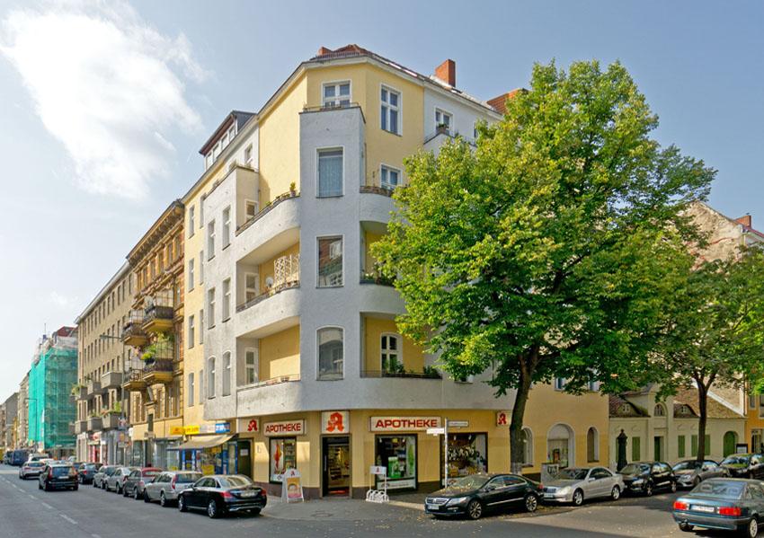 Wohn- und Geschäftshaus Wilmersdorfer Straße