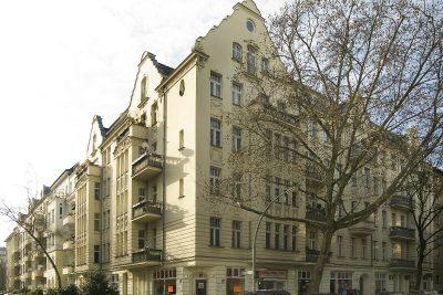 Mietshaus Barbarossastraße