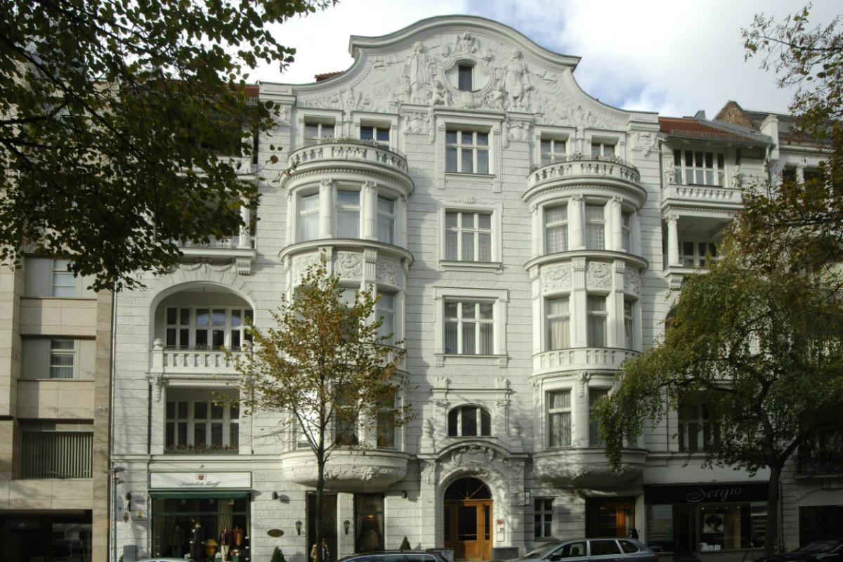 Mietshaus Bleibtreustraße