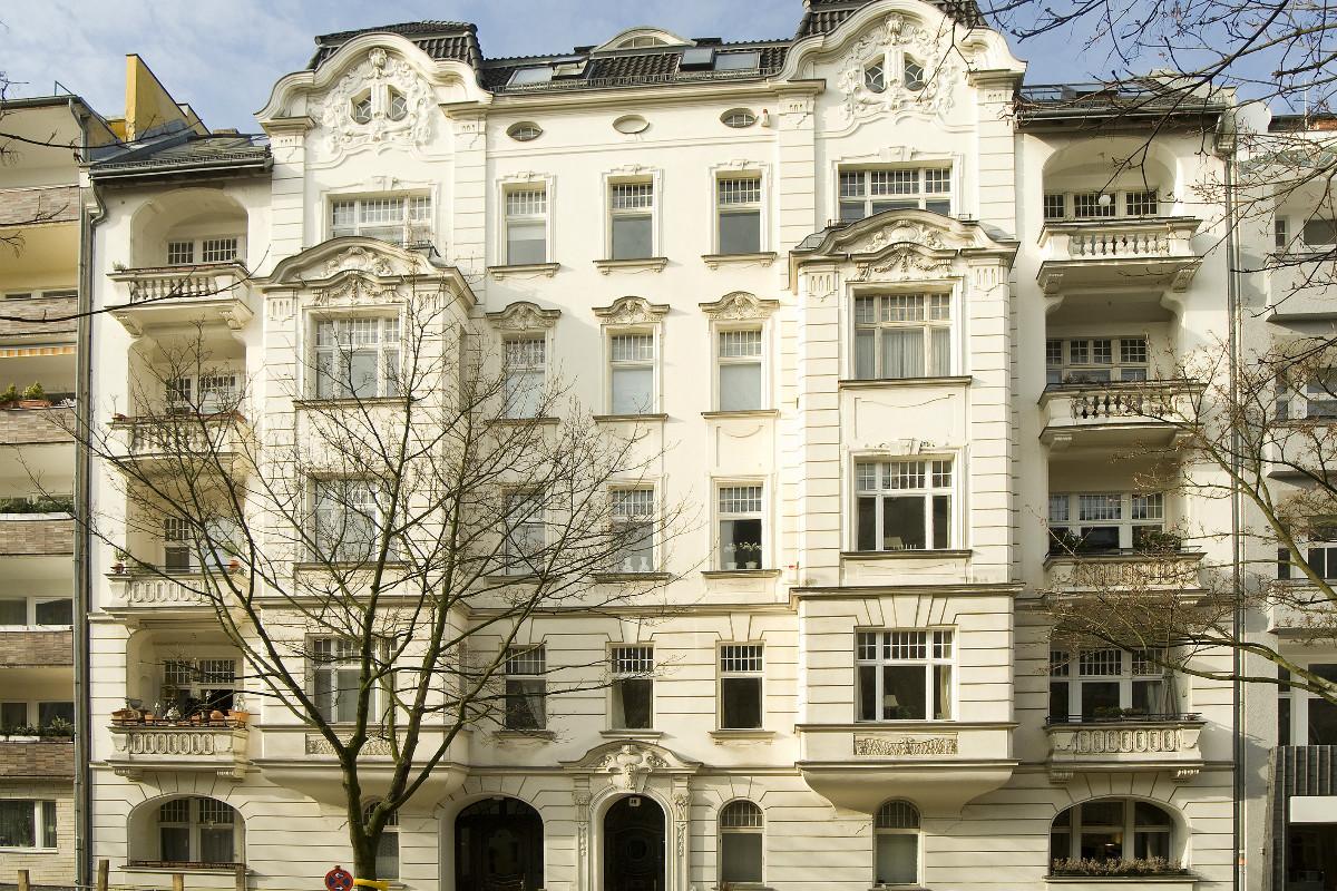 Mietshaus Fasanenstraße