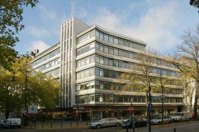 Bürohaus Kurfürstendamm