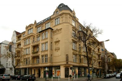 Mietshaus Mommsenstraße