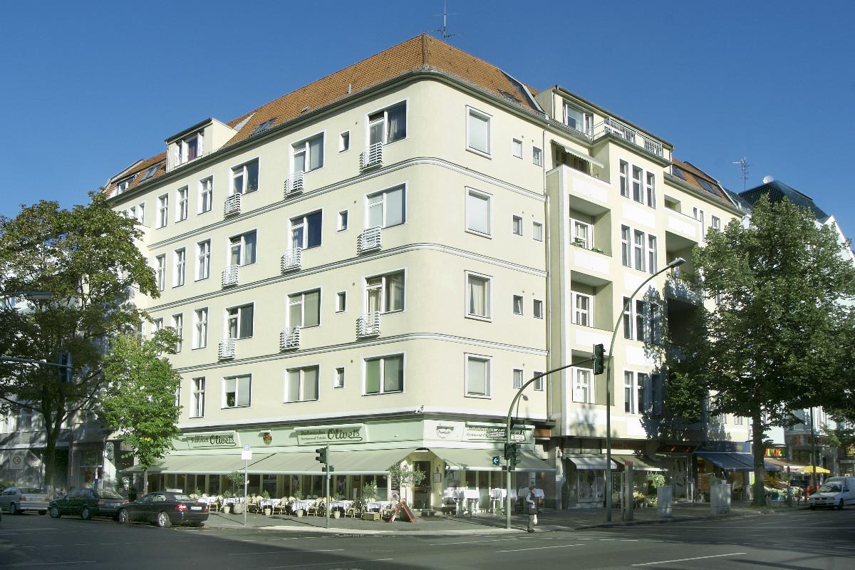 Mietshaus Olivaer Platz
